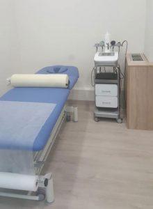 Το θεραπευτήριο στο φυσικοθεραπευτικό κέντρο Physio Actilife Clinic